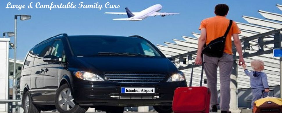 VIP Airport Service - Luxury Airport Transfer - Limousine Service